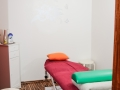 Massage und Krankengymnastik